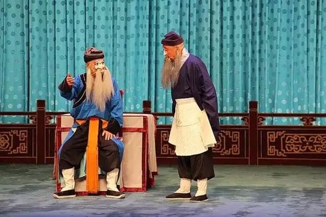 京剧《孝义节》唱词