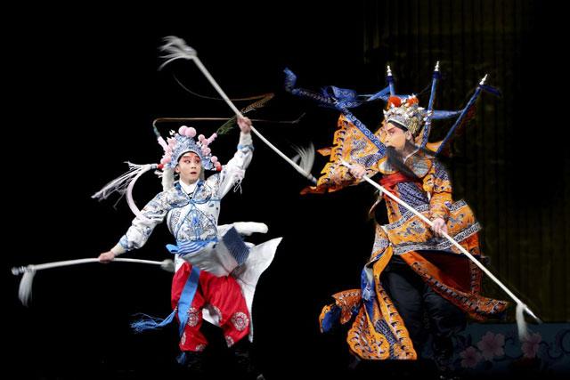 京剧《八大锤》