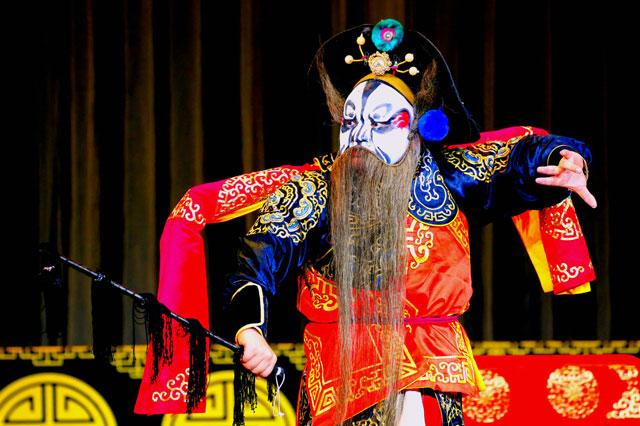 京剧《黑风帕》戏词
