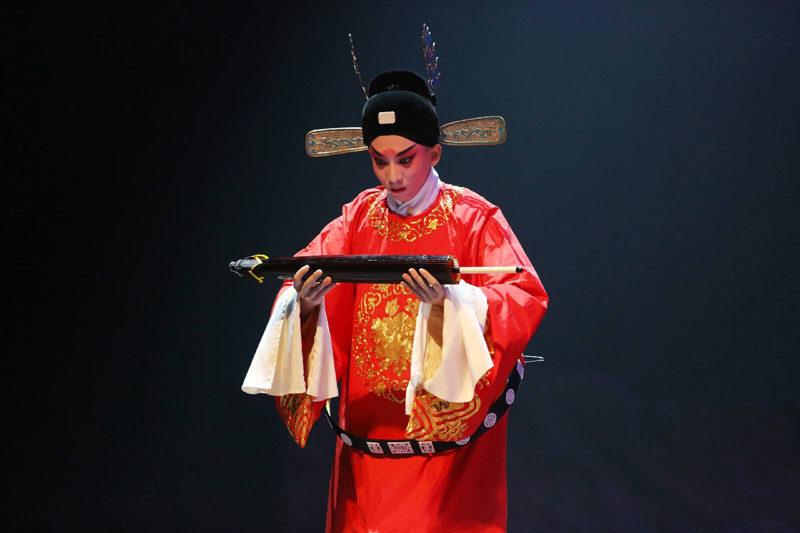 京剧《虹霓关》剧本