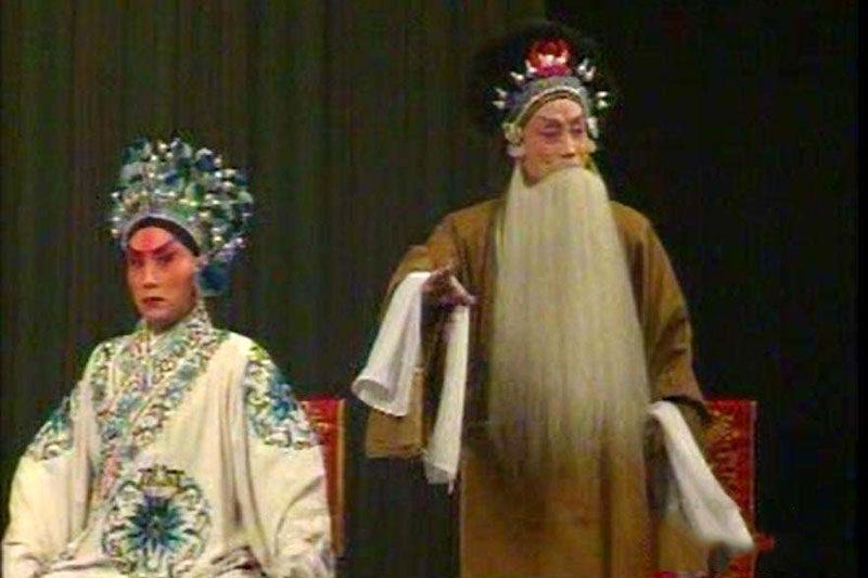 京剧《八蜡庙》唱词